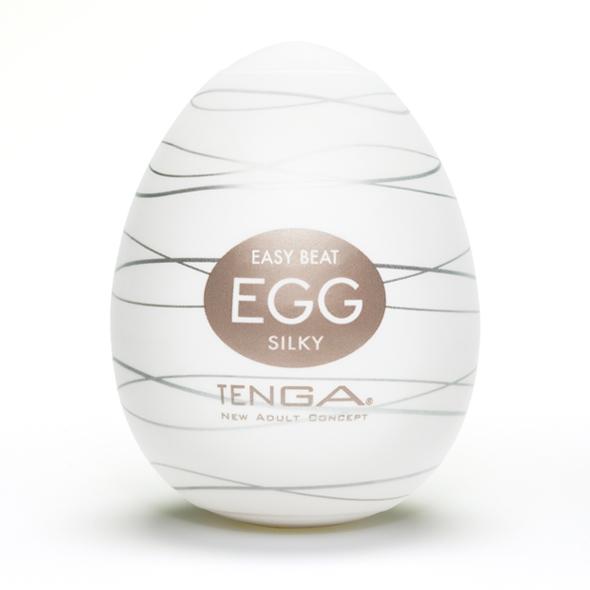 Tenga - Egg Silky (1 Piece)