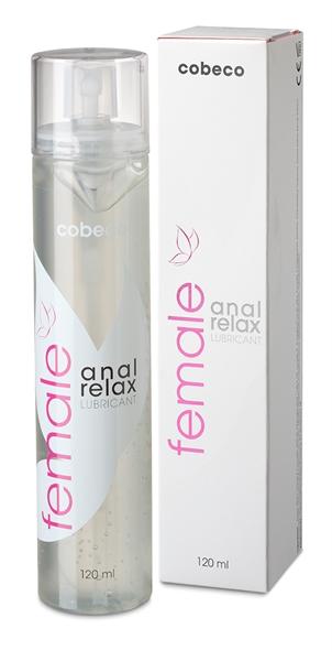 Female Cobeco Anal Relax Lube 120ml