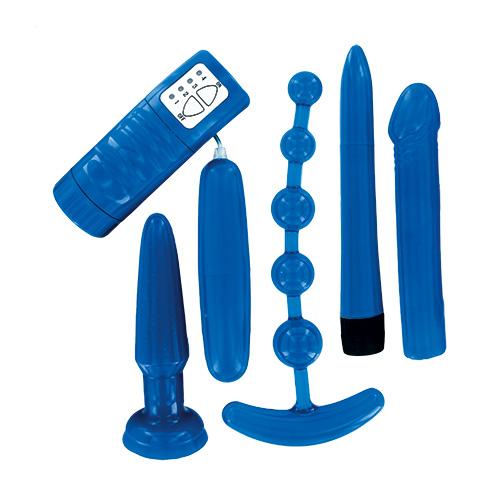 T4L - Mini Kit Strong Blue