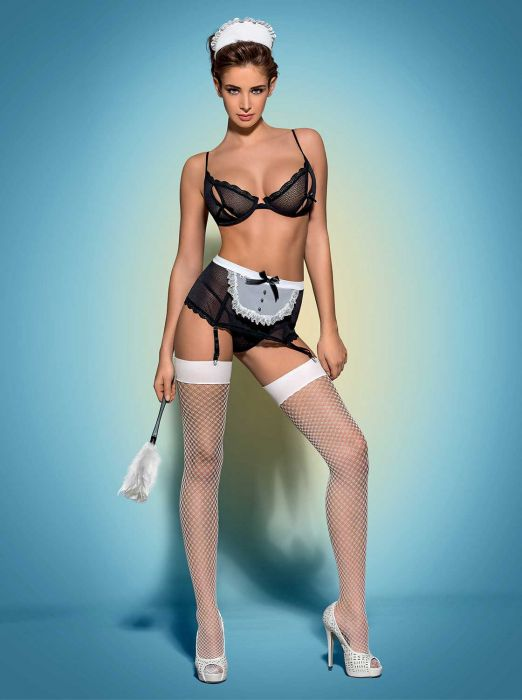 Obsessive Maidme set 5-pcs