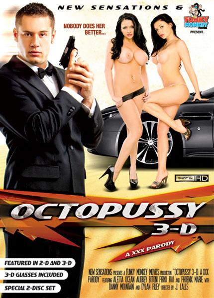 Octopussy: A XXX Parody - 3D