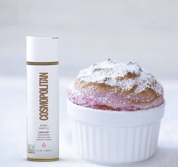 Cosmopolitan - Lubricant Berry Souffle 120 ml