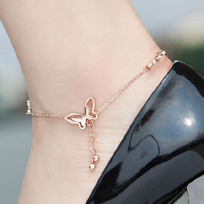 Ankle Bracelet Gold