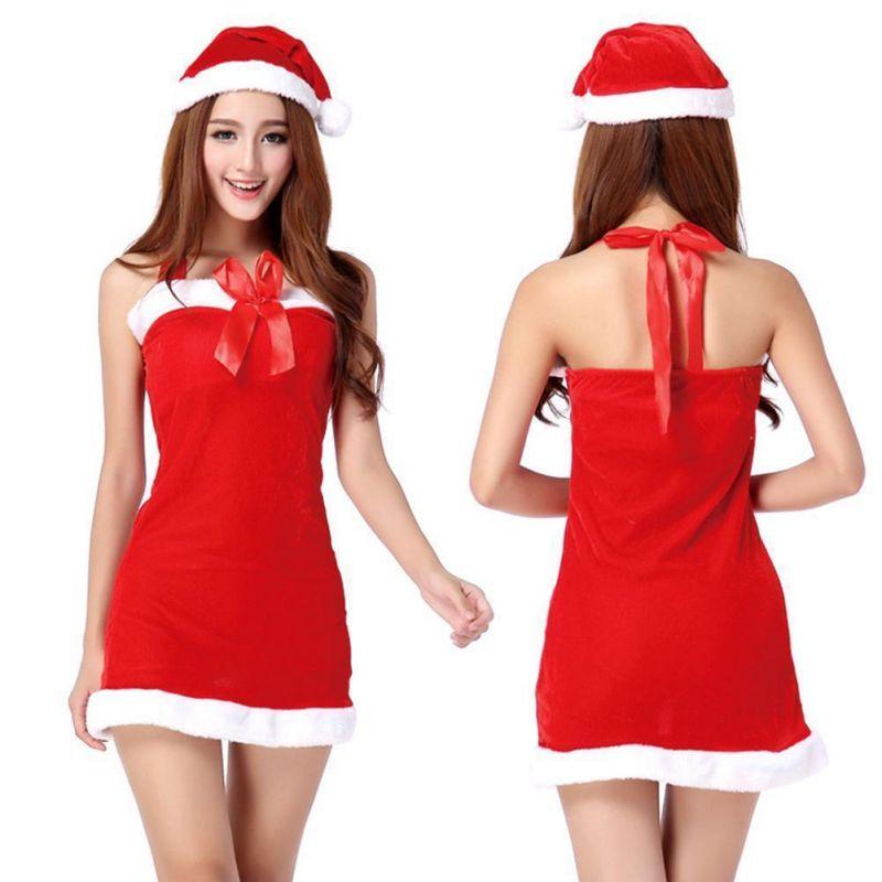 Sexy Santa Red Babydoll