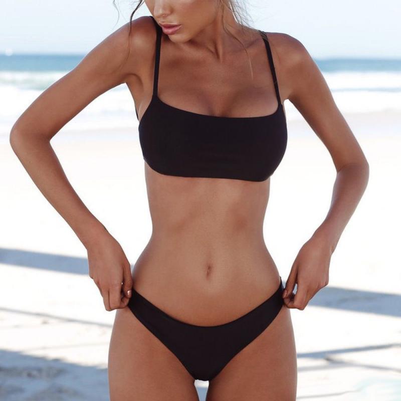Sexy Brazilian Bikini Black