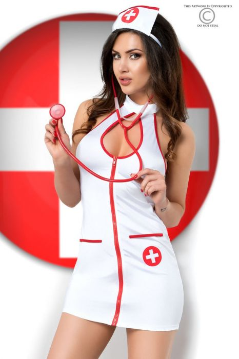 Chilirose Sexy Nurse Set