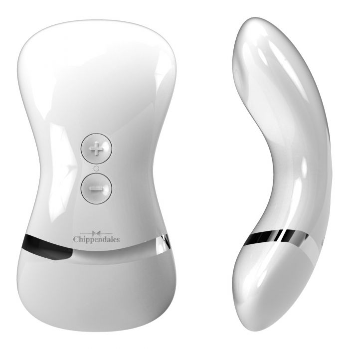 Chippendales Diva Sensual Massager White