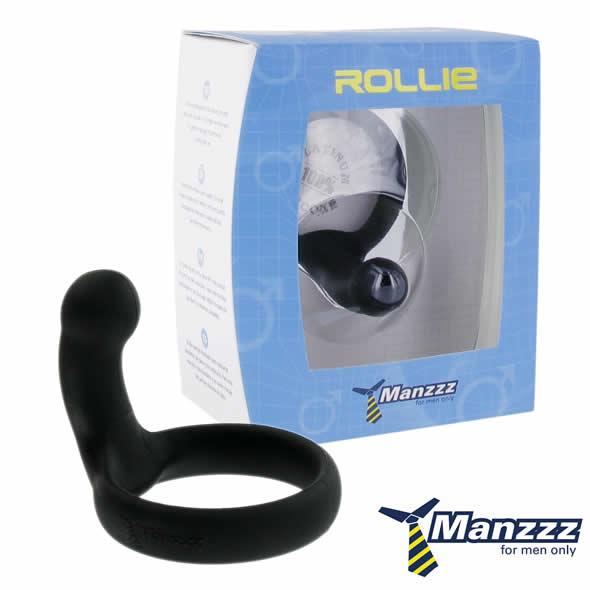 ManzzzToys - Rollie Black