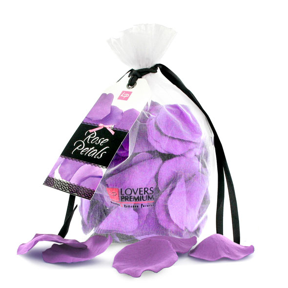 Rose Petals - Purple