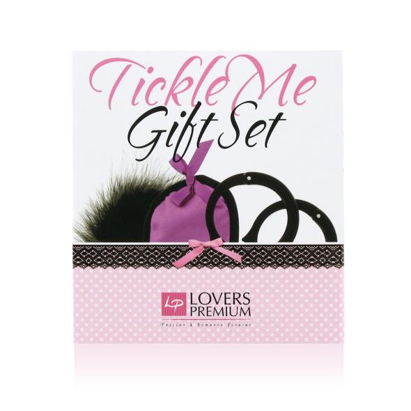 LoversPremium - Tickle Me Gift Set Purple
