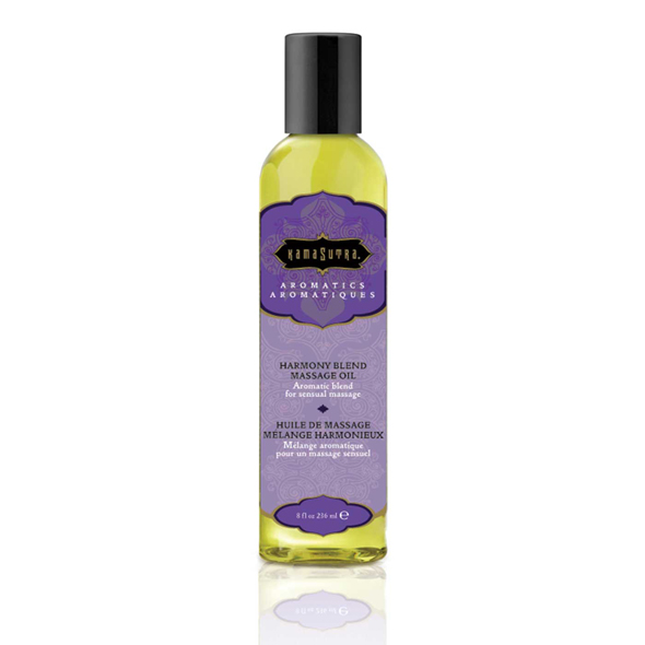 Kama Sutra - Aromatic Massage Oil Harmony Blend