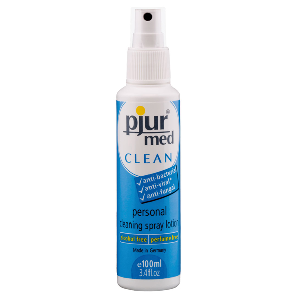 Pjur - Med Clean Spray 100 ml