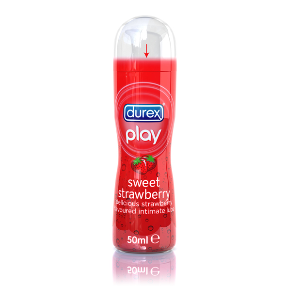 Durex - Play Sweet Strawberry Lubricant
