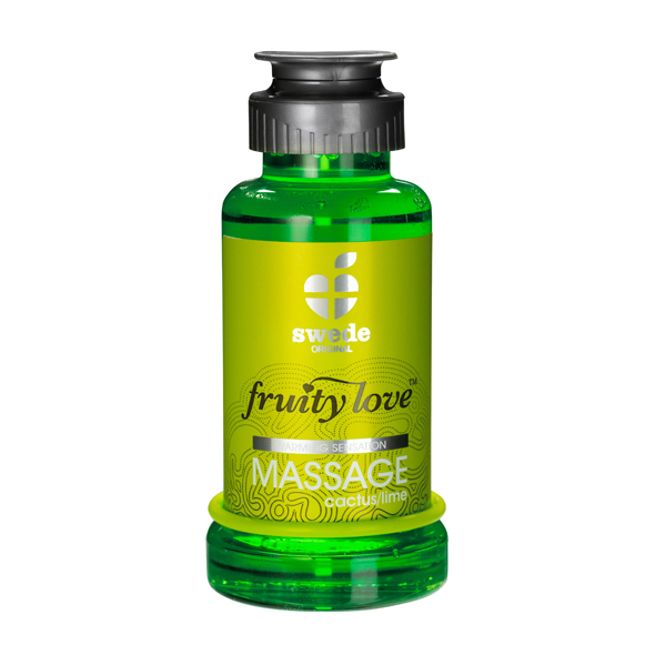 Swede - Fruity Love Massage Cactus Lime 100 ml