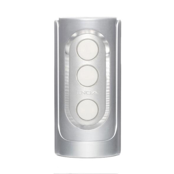 Tenga - Flip Hole Silver