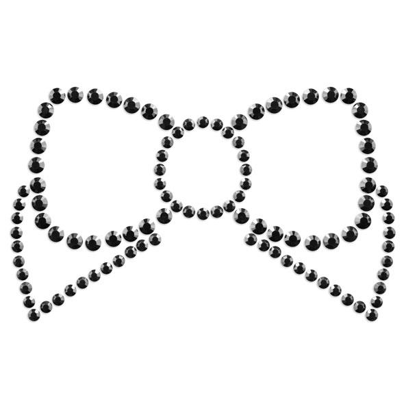 Bijoux Indiscrets - Mimi Bow Black