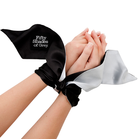 50 Shades of Grey - Satin Restraint Wrist Tie