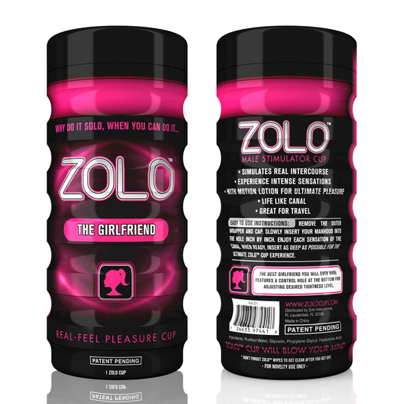Zolo - The Girlfriend Cup