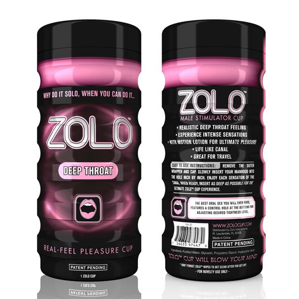 Zolo - Deep Throat Cup