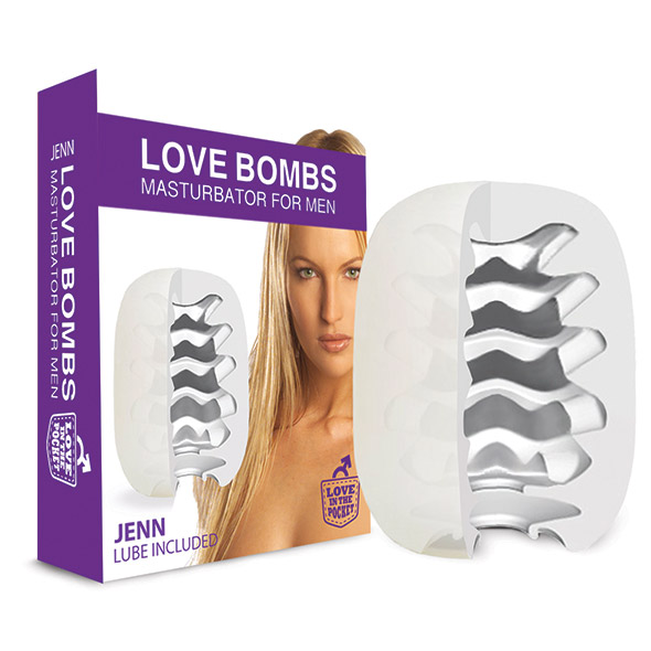 Love in the Pocket - Love Bombs Jenn