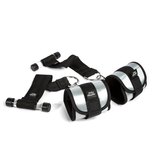 Fifty Shades of Grey - Handcuff Restraint Set