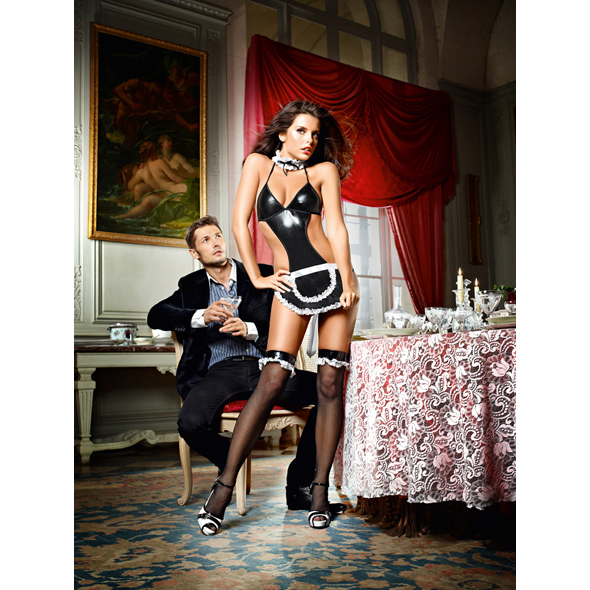 Baci - At Your Service French Maid Set
