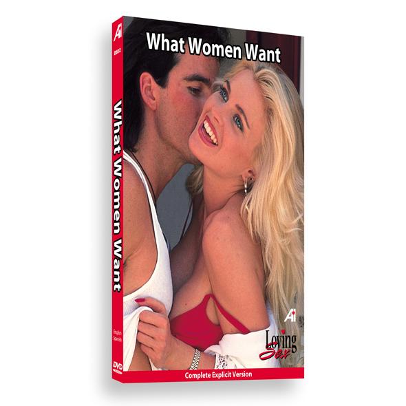 What Women Want Educational DVD