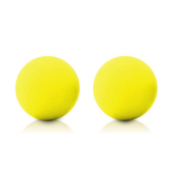 Maia Toys - Kegel Balls Neon Yellow