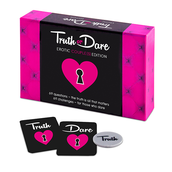 Truth or Dare Erotic Couple(s) Edition EN