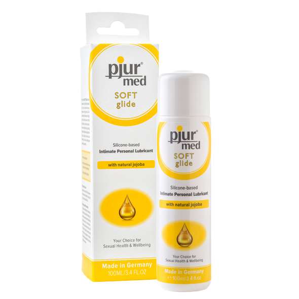 Pjur - MED Soft Glide Silicone Based 100 ml