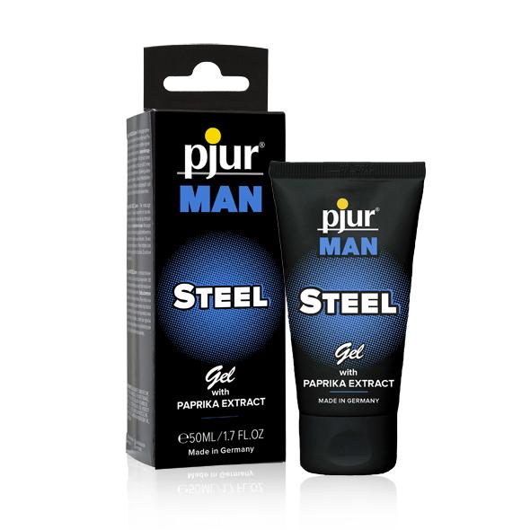 Pjur - Man Steel Gel 50 ml