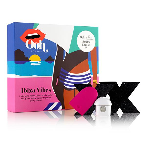 Ooh by Je Joue - Ibiza Mini Pleasure Kit