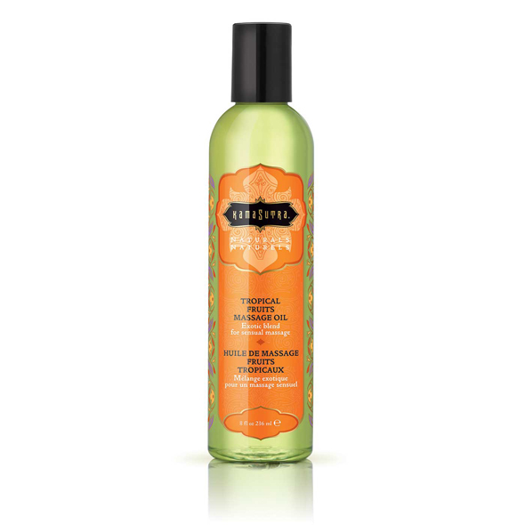 Kama Sutra - Naturals Massage Oil Tropical
