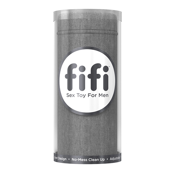 Fifi - Masturbator Gray With 5 Sleeves