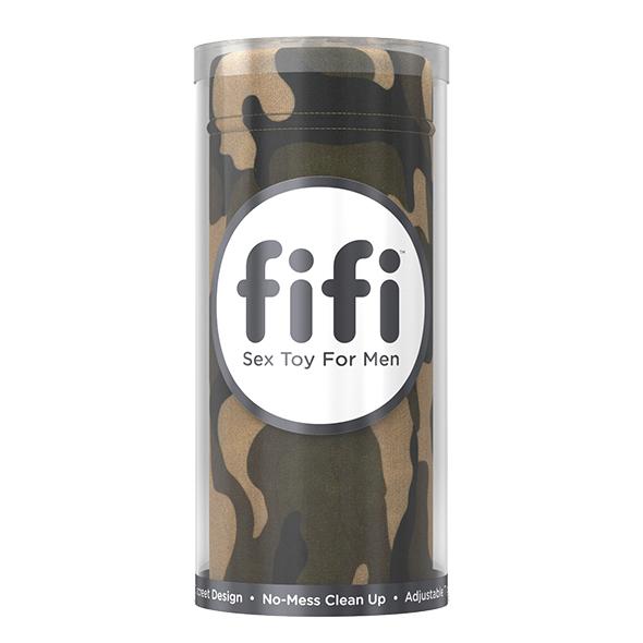 Fifi - Masturbator Camo With 5 Sleeves