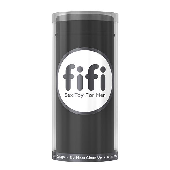 Fifi - Masturbator Black With 5 Sleeves