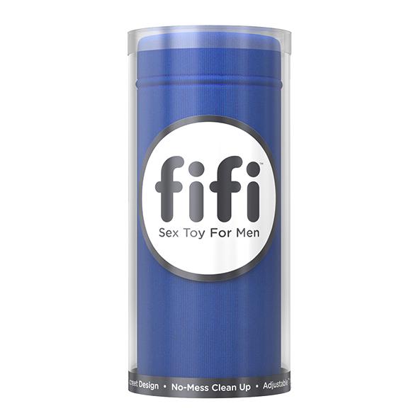 Fifi - Masturbator Blue With 5 Sleeves
