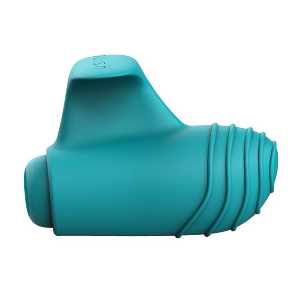 B Swish - bteased Basic Finger Vibrator Jade
