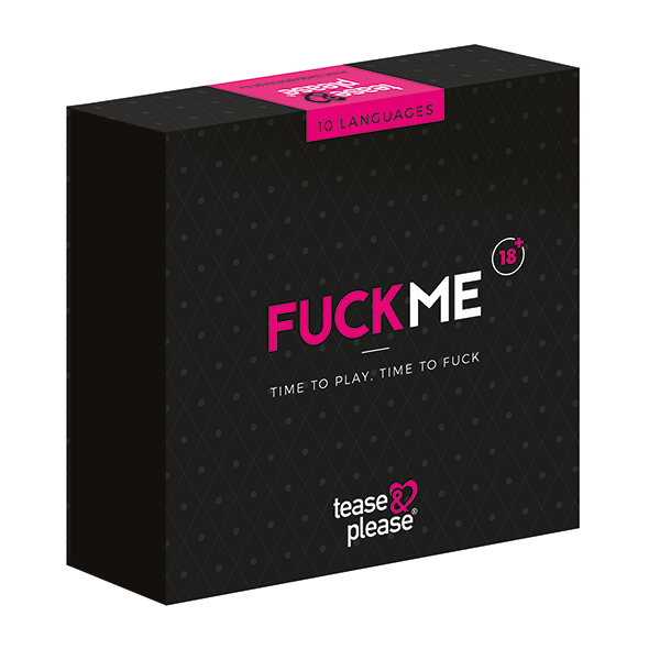 XXXME - FUCKME Time to Play, Time to Fuck