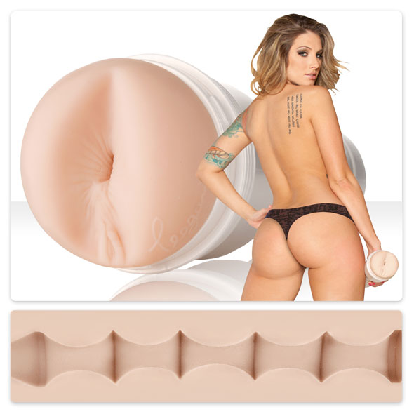 Fleshlight Girls - Teagan Presley Bulletproof