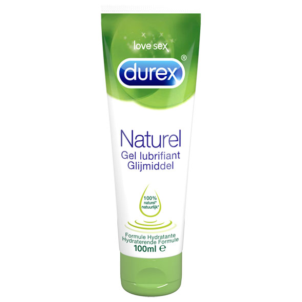 Durex - Glijmiddel Naturel 100 ml