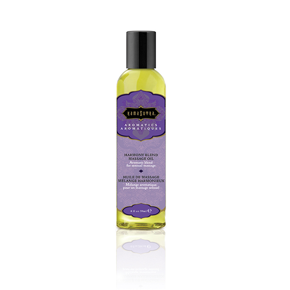 Kama Sutra - Aromatic Massage Oil Harmony Blend