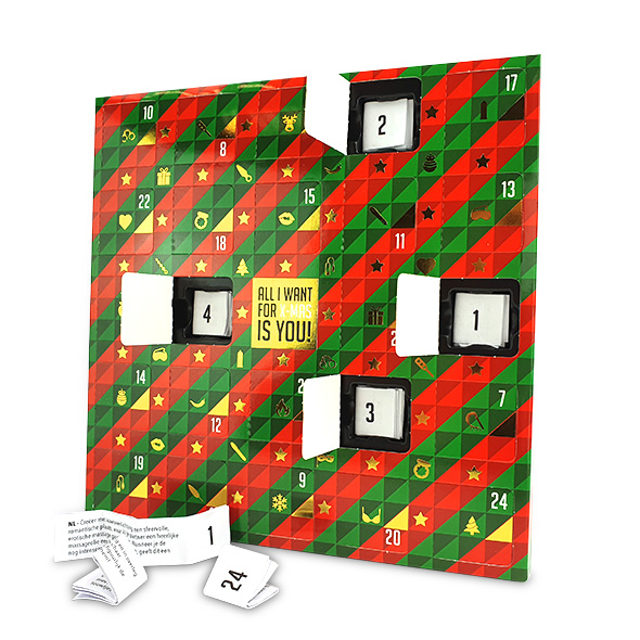 Erotic Advent Calendar