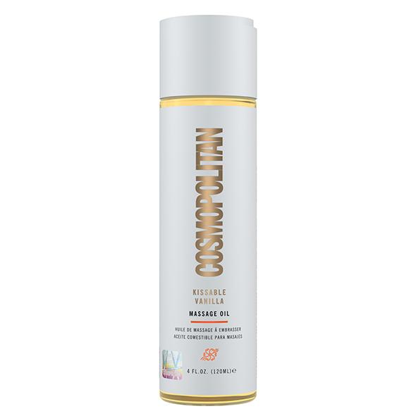 Cosmopolitan - Kissable Massage Oil Vanilla 120 ml