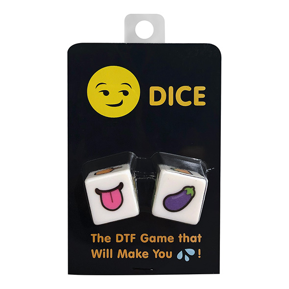 Kheper Games - DTF Emoji Dice Game