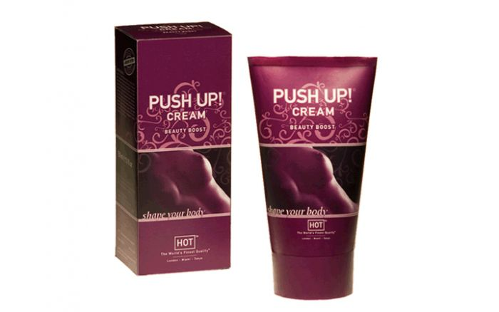 Hot - Push Up Cream 150ml
