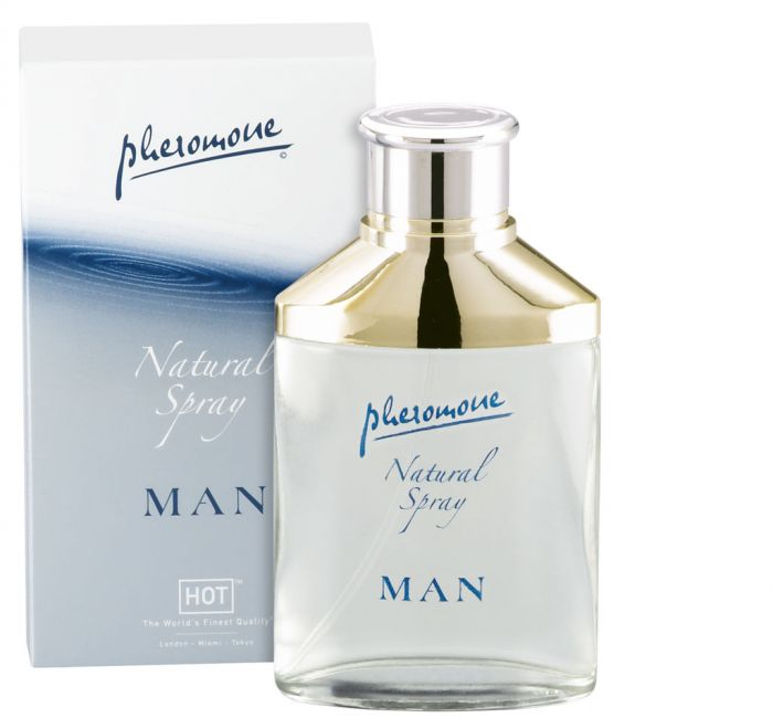 Hot - Man Natural 50ml