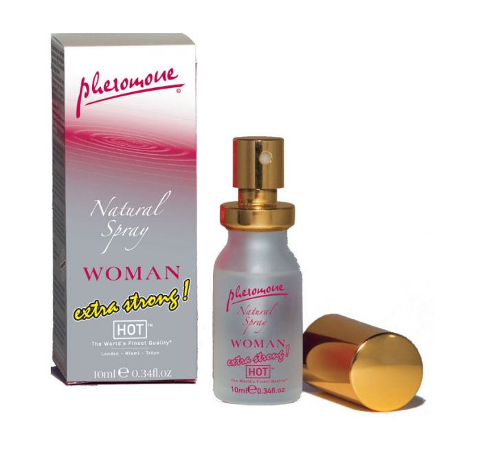 HOT - Woman Natural Extra Strong 10ml
