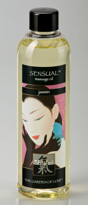 Shiatsu - Massage Oil Sensual 250ml