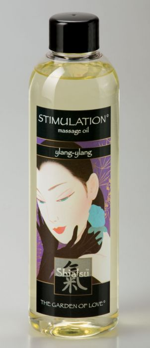 Shiatsu - Massage Oil Stimulation 250ml